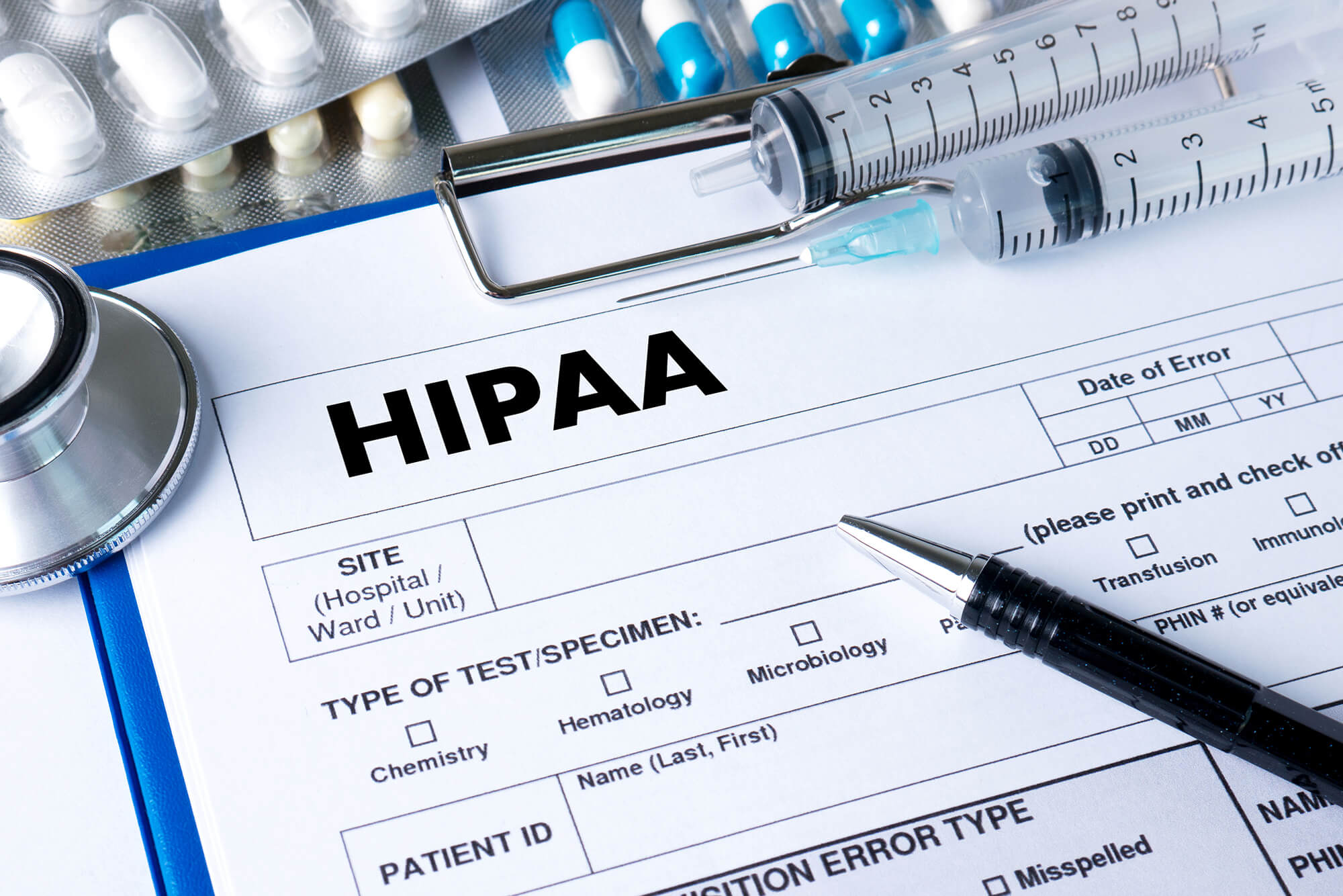 Top 7 Most Common HIPAA Violations
